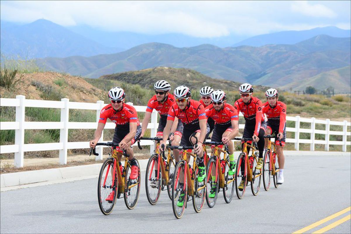 The Astellas Cycling Team