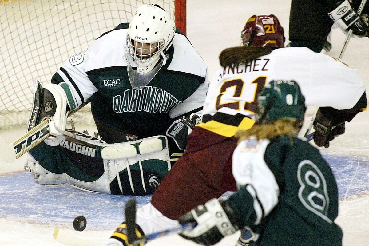 NCAA 2004 Women's Frozen Four - Minnesota vs Dartmouth
