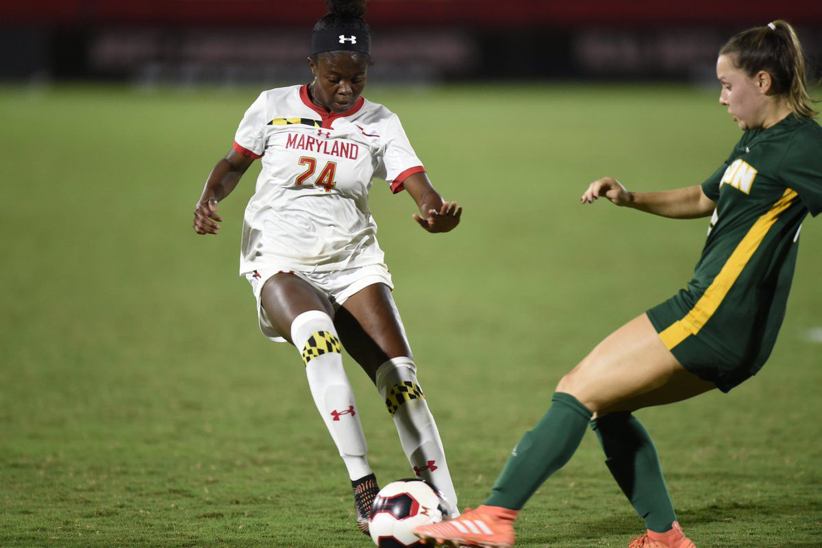 MM 9 9: Maryland women's soccer ends in 1-1 draw with George