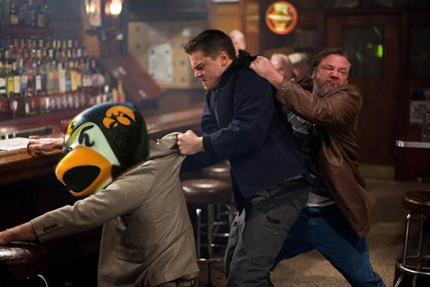 herky in the departed