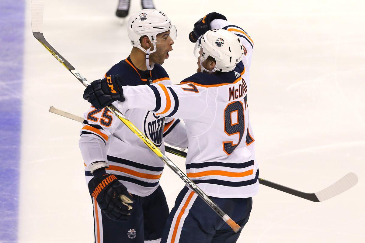 NHL: Edmonton Oilers at Florida Panthers