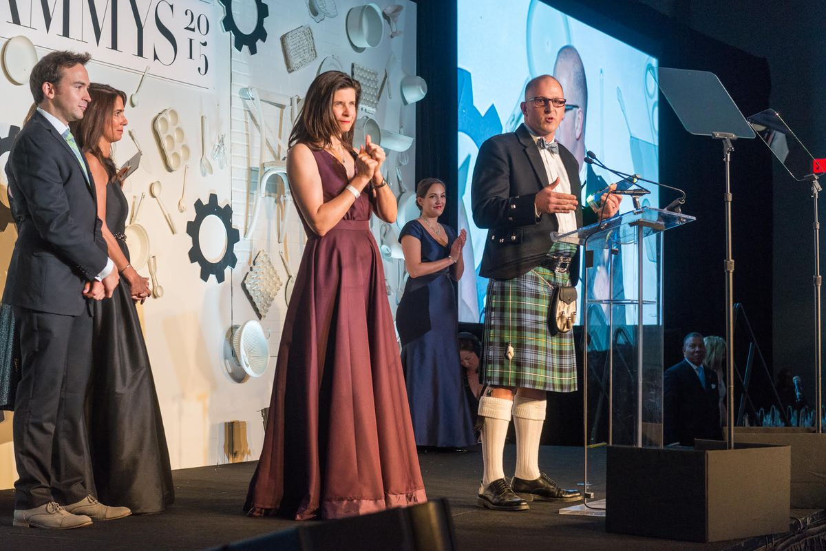 Scenes from the 2015 Rammy Awards