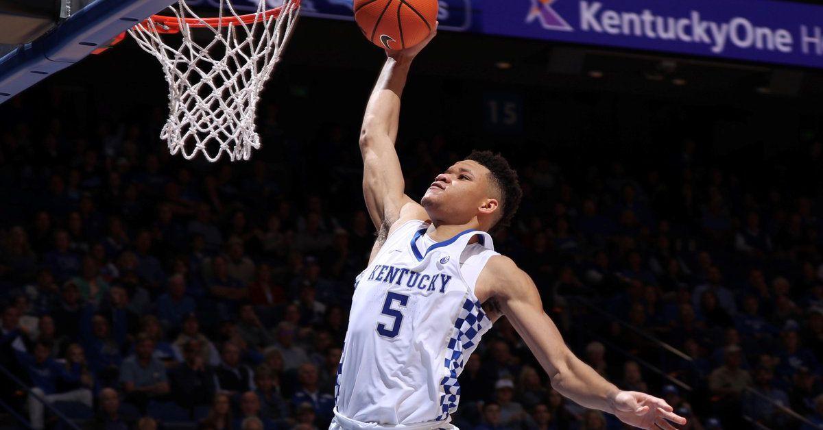 Kentucky Wildcats Basketball Vs Morehead State Eagles