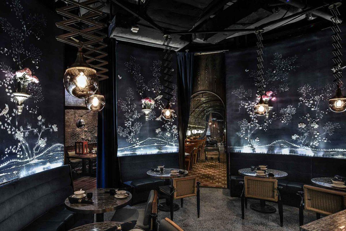 Mott 32 Hong Kong design by Joyce Wang Studio