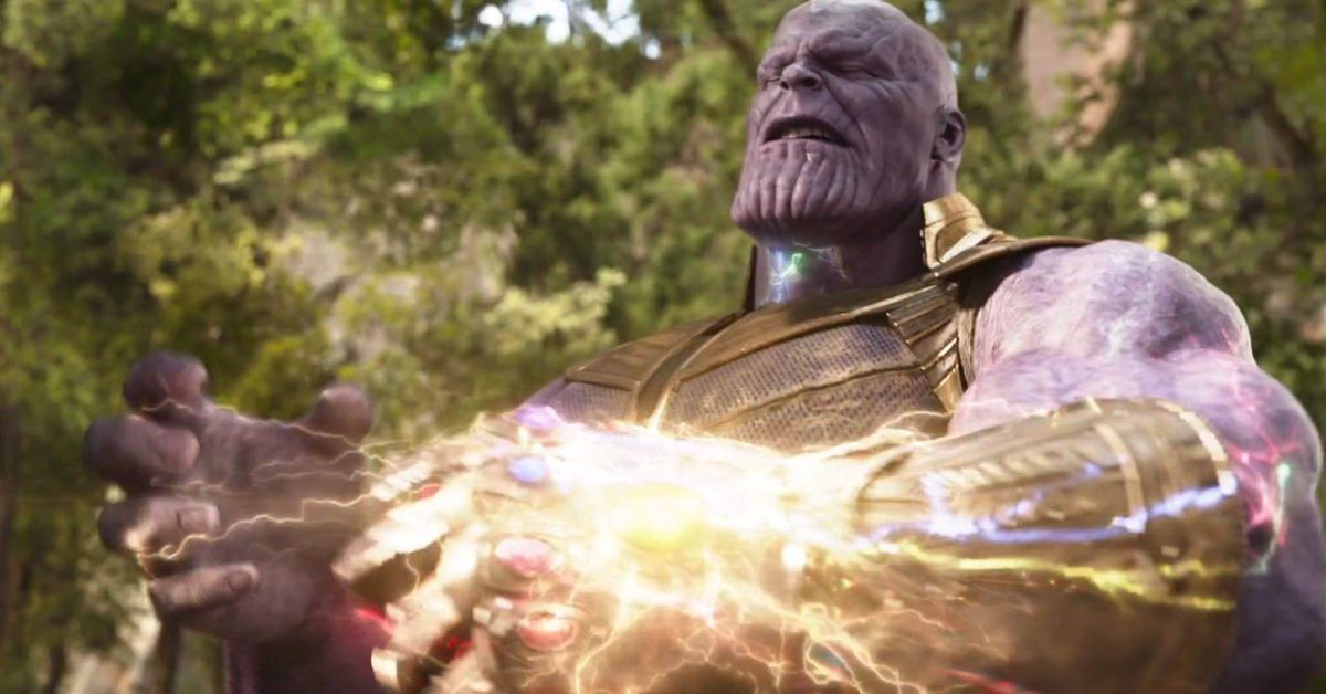 Every Avenger that has used Thanos' Infinity Gauntlet in Marvel comics -  Polygon