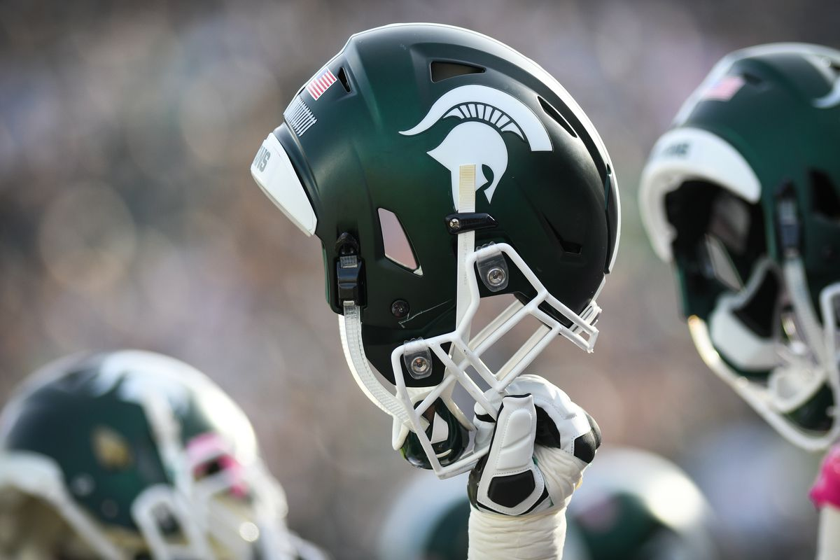 COLLEGE FOOTBALL: OCT 21 Indiana at Michigan State