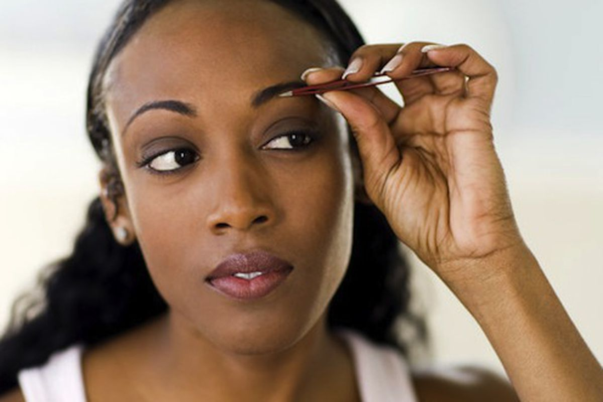 """Image via <a href=""""http://www.clutchmagonline.com/2013/05/5-tips-for-getting-the-perfect-eyebrows/"""">Clutch Magazine</a>"""