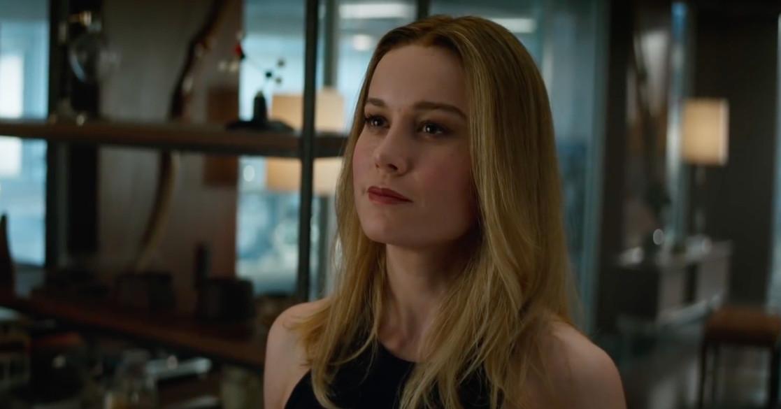 Avengers Endgame, Not Captain Marvel, Was Brie Larsons First Take On The Hero -2413