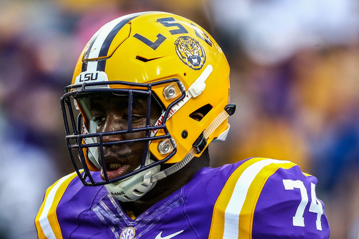LSU football officially blocks Willie Allen from transferring to TCU