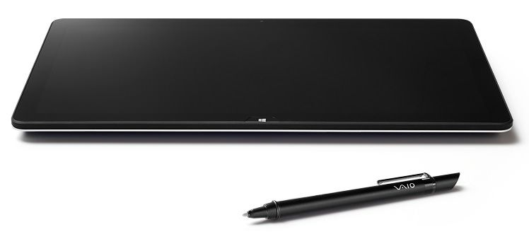 VAIO's first post-Sony laptops transform into tablets - The