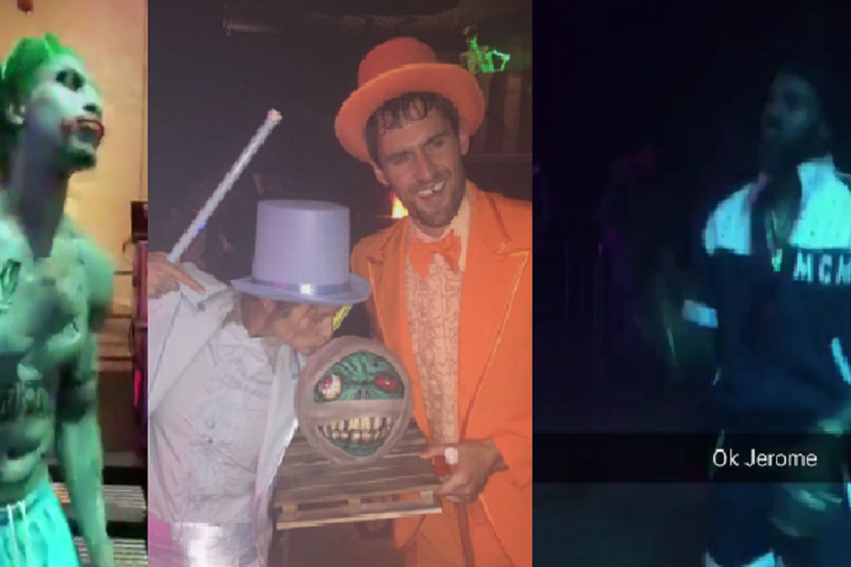 The 6 best costumes from LeBron James' Halloween party, ranked ...