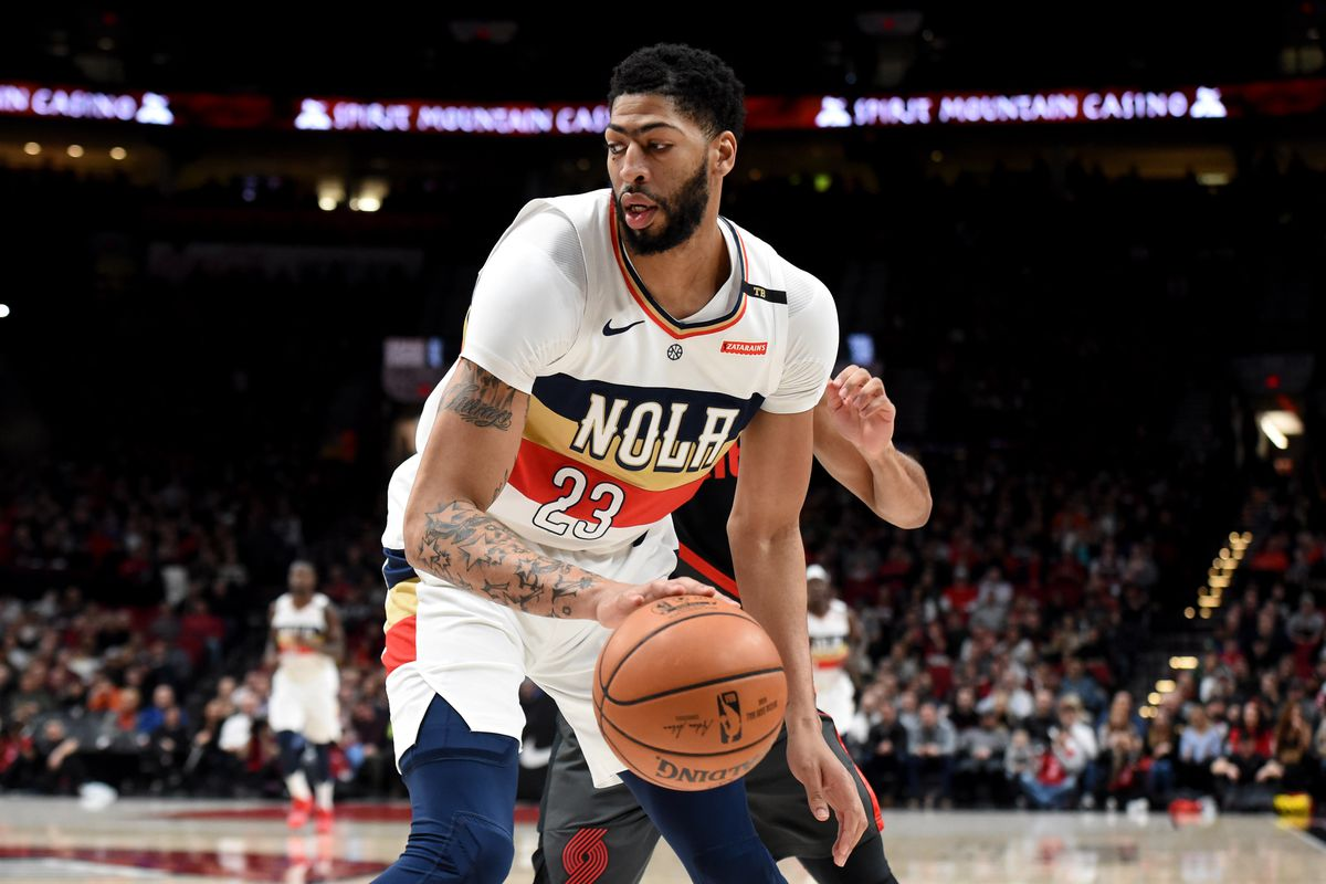 73c1d652868 Anthony Davis has told the Pelicans he wants to be traded. New ...