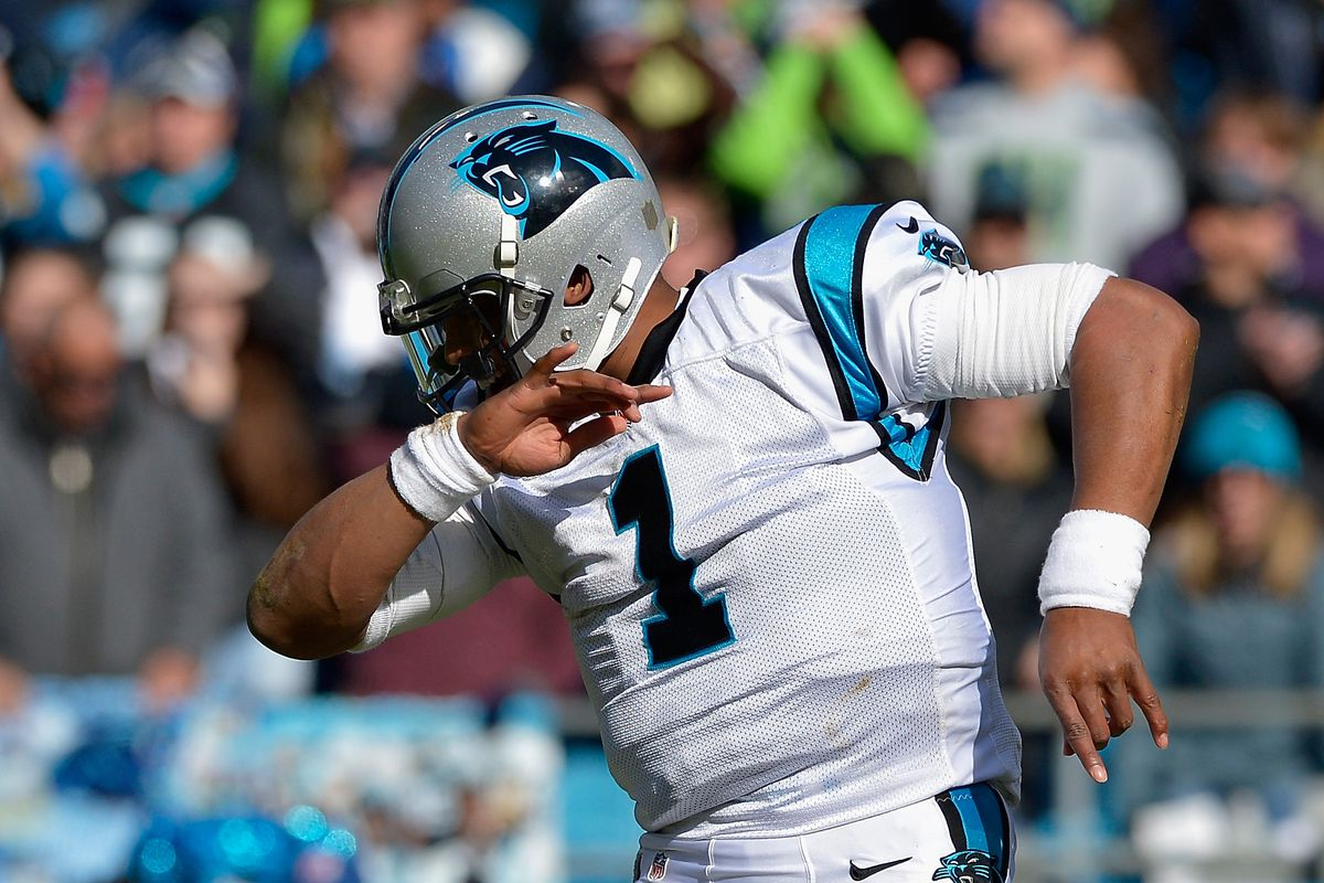 Cam Newton is the NFL's king of the Dab - SBNation com