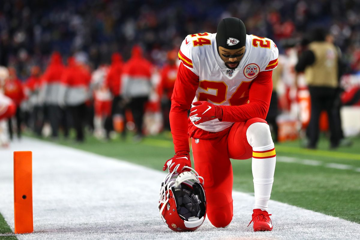 Bears safety Jordan Lucas has opted out of the 2020 season. Lucas played for the Chiefs last season.