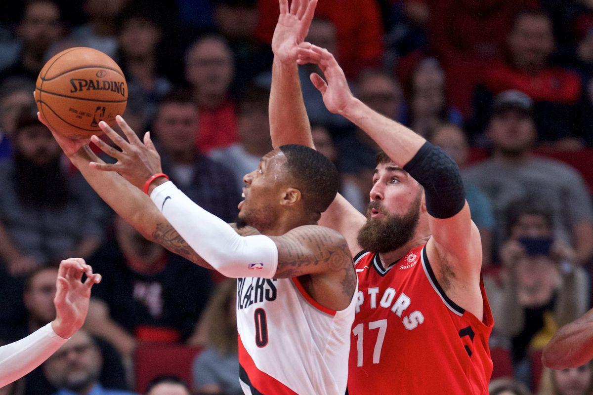NBA: Preseason-Toronto Raptors at Portland Trail Blazers