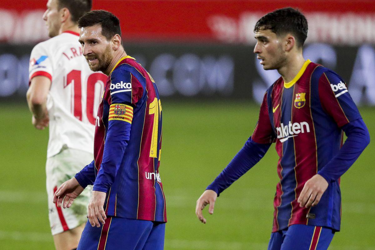 Sevilla v FC Barcelona - Spanish Copa del Rey