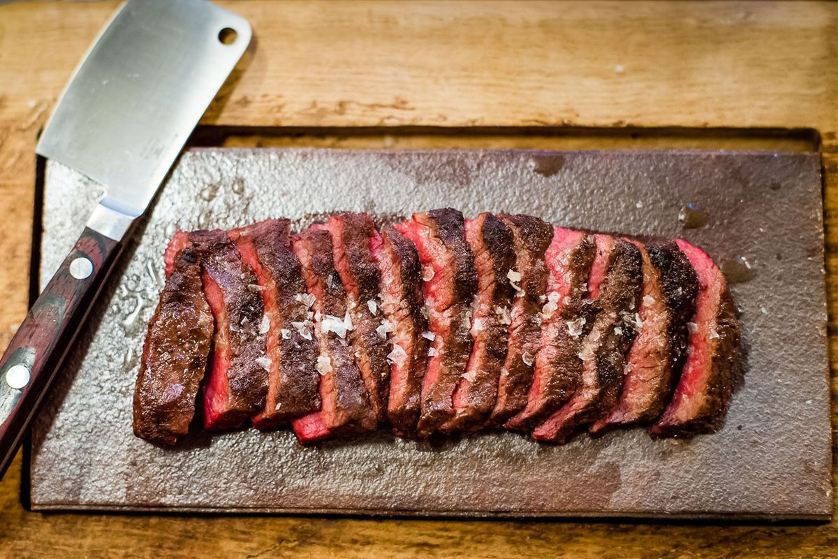 Flat Iron Steak's London menu expands with Shoreditch restaurant on Commercial Street