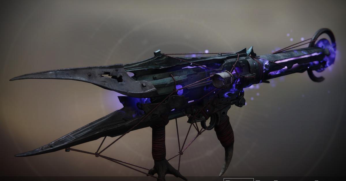 Destiny 2: Shadowkeep - Deathbringer Exotic guide