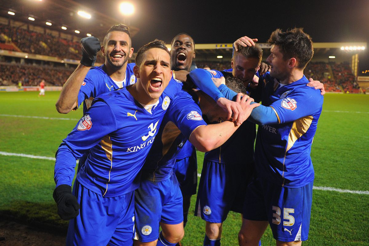 Can Leicester City break the 106 points record?