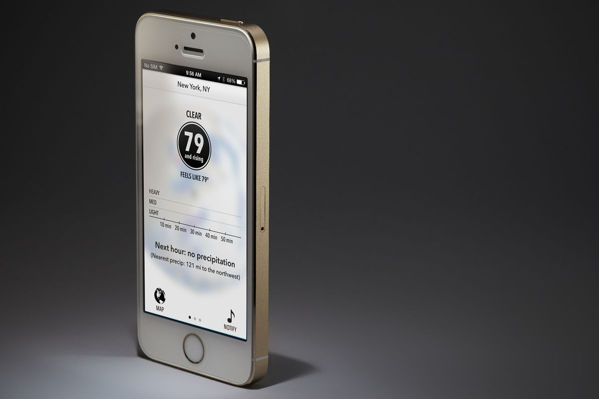 The best weather app for iPhone - The Verge