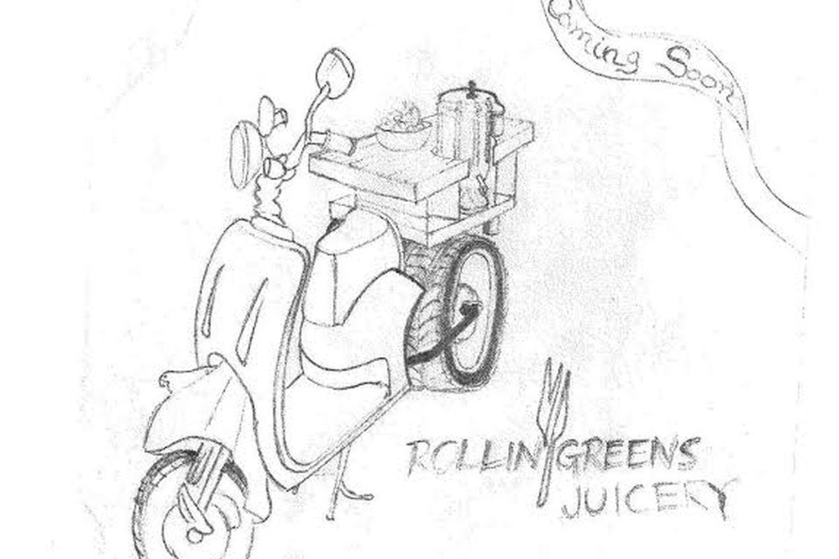 RollinGreens Mobile Juice Bar