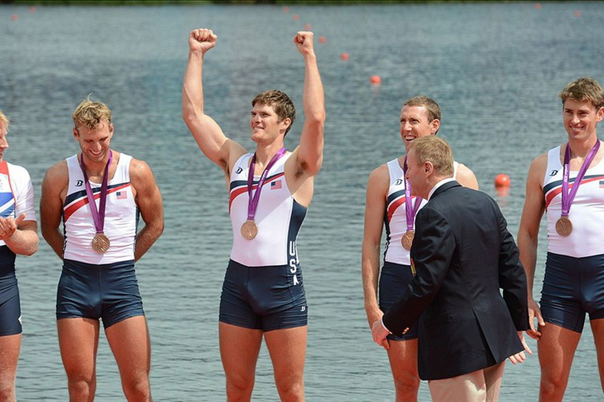 Rowing Coach Tells How An Olympic Crotch Shot Obscures ...