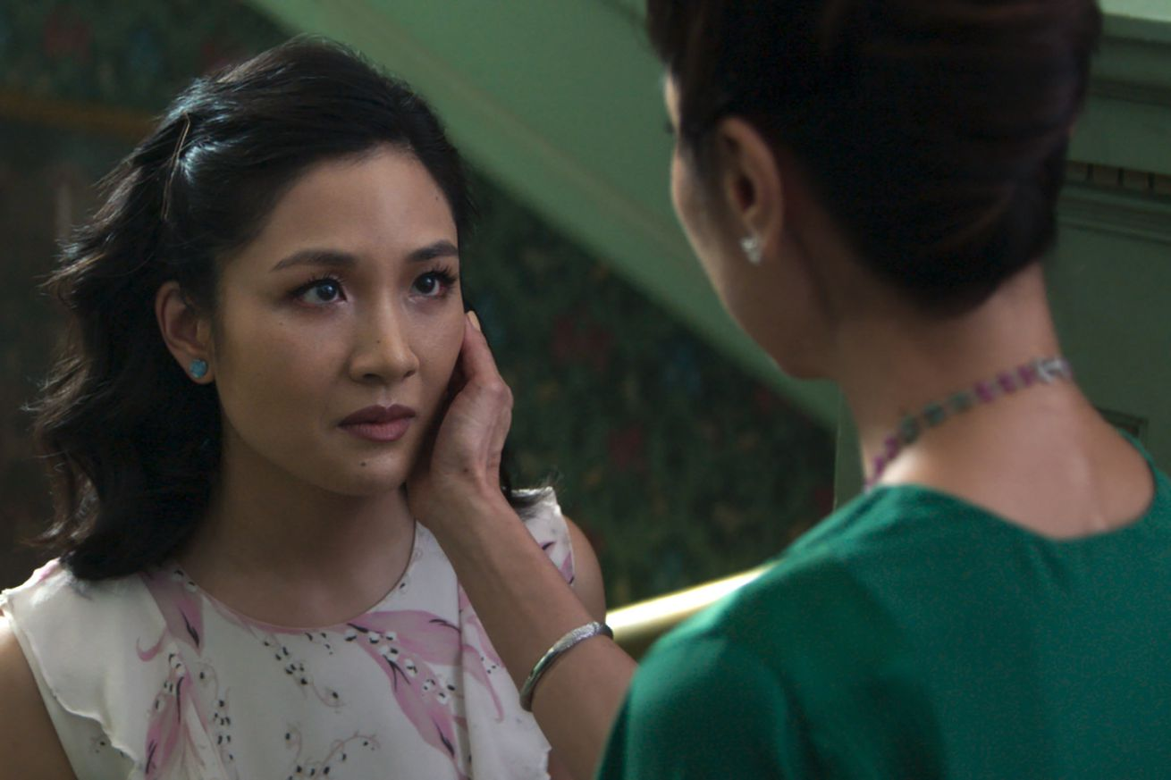 how crazy rich asians turns a traditional asian rom com trope into a modern statement