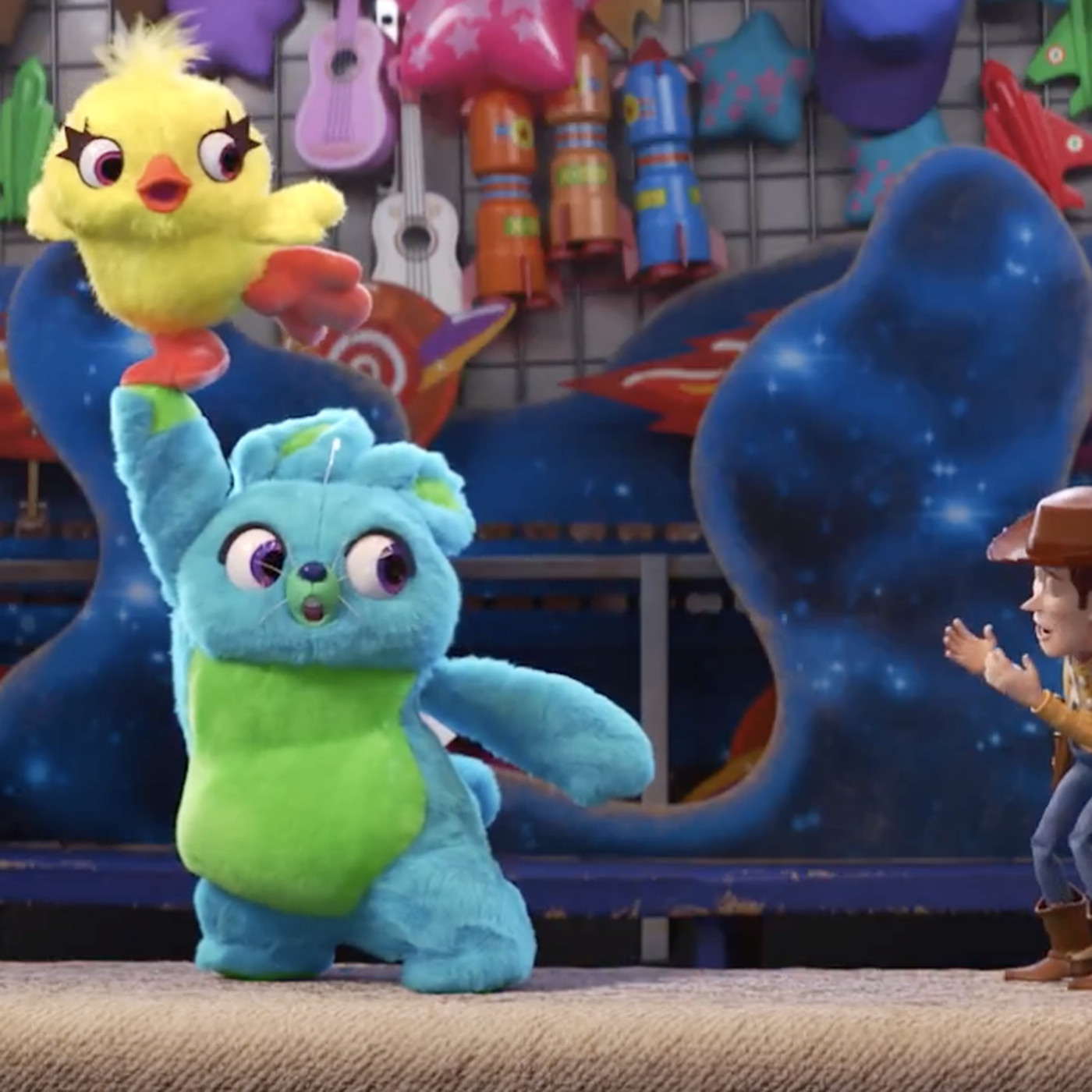 Toy Story 4 S Latest Teaser Is A Trailer Reaction Video