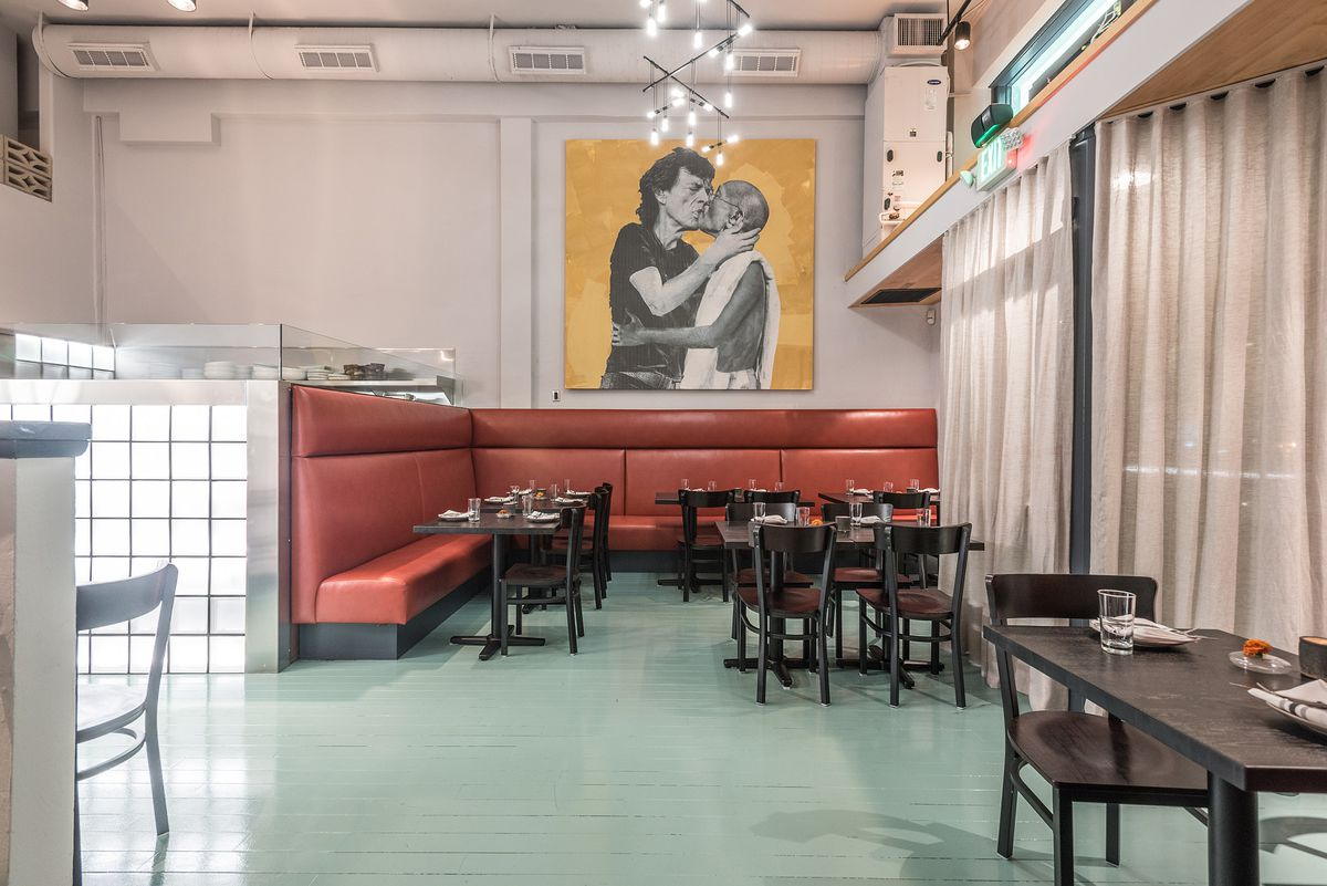 Inside Erven, Santa Monica's Plant-Based Ode to the Healthy Lifestyle