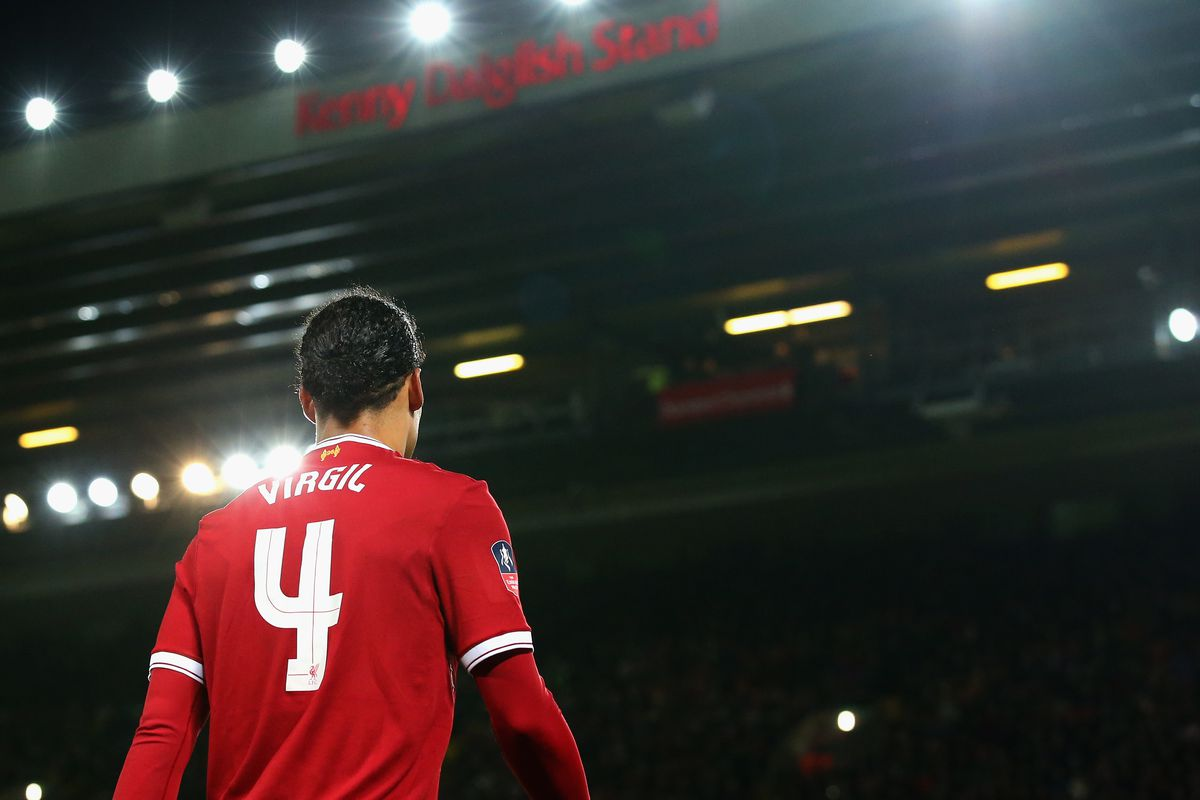 Record signing Van Dijk 'settled' at Liverpool