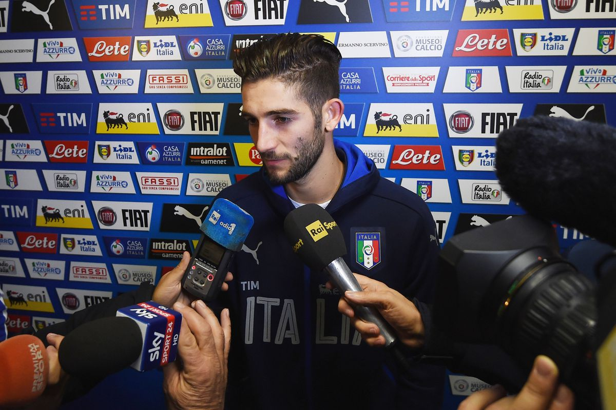Italy Training Session And Press Confernce