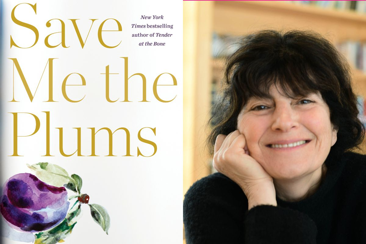 Save Me the Plums by Ruth Reichl