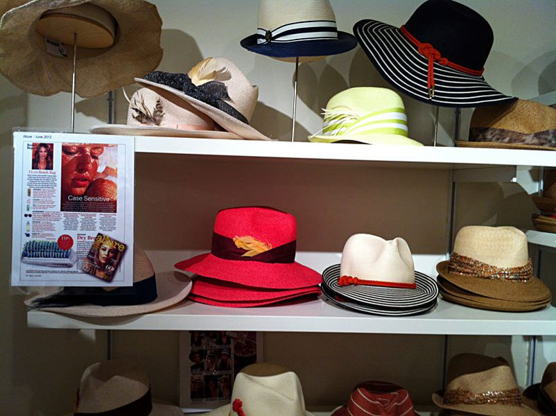 Hats Off to the Great Deals at the Eugenia Kim Sample Sale - Racked NY