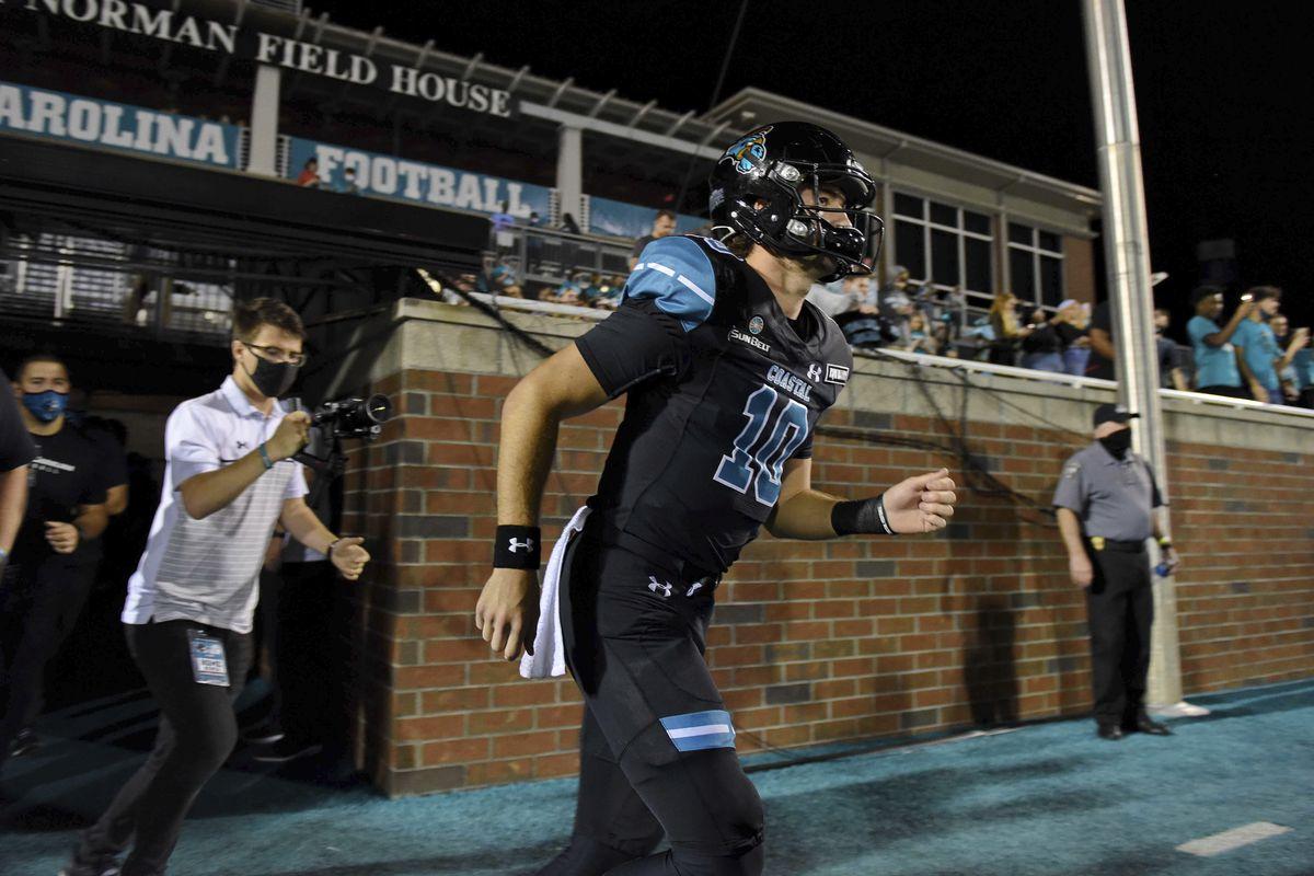 Byu Football Cougars Putting All On The Line Vs Coastal Carolina Deseret News