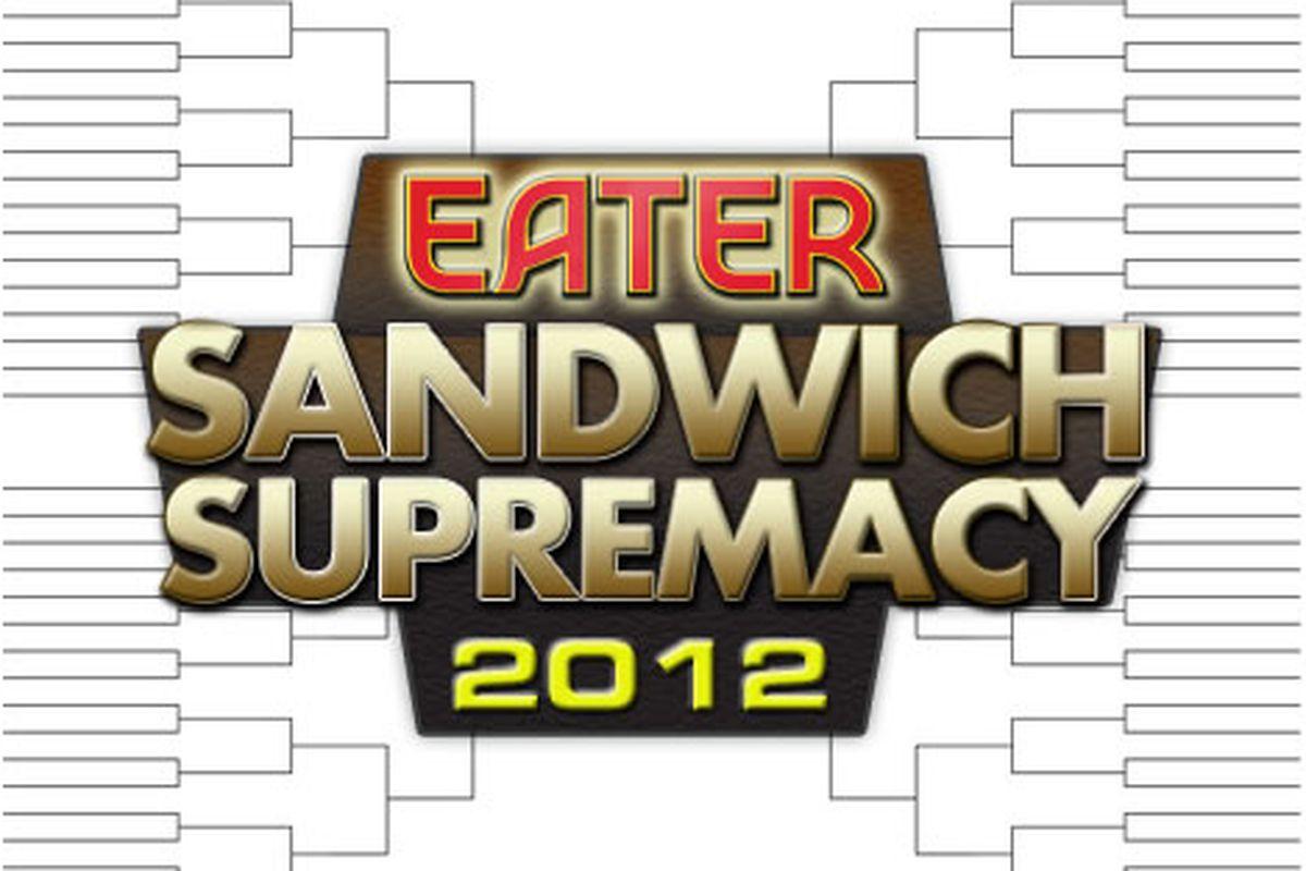 It was a wild first week in Sandwich Supremacy.