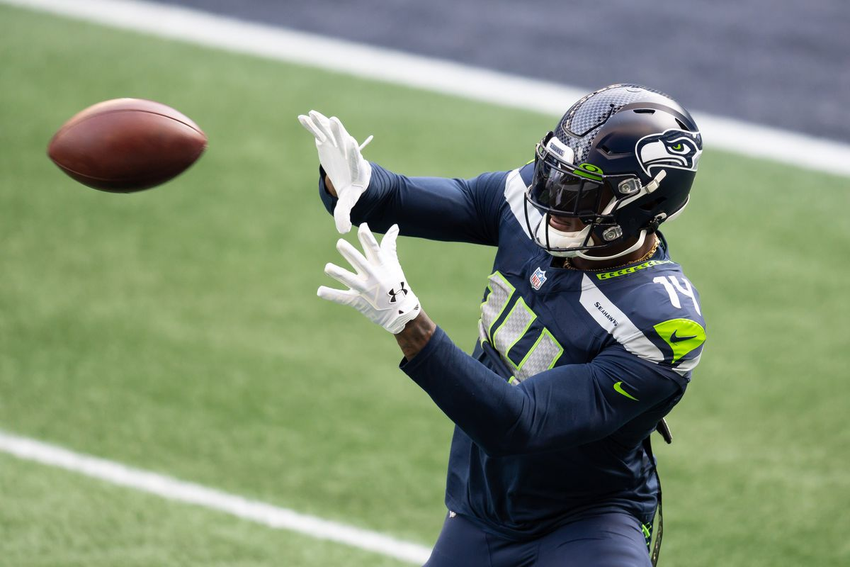 NFL: NFC Wild Card Round-Los Angeles Rams at Seattle Seahawks