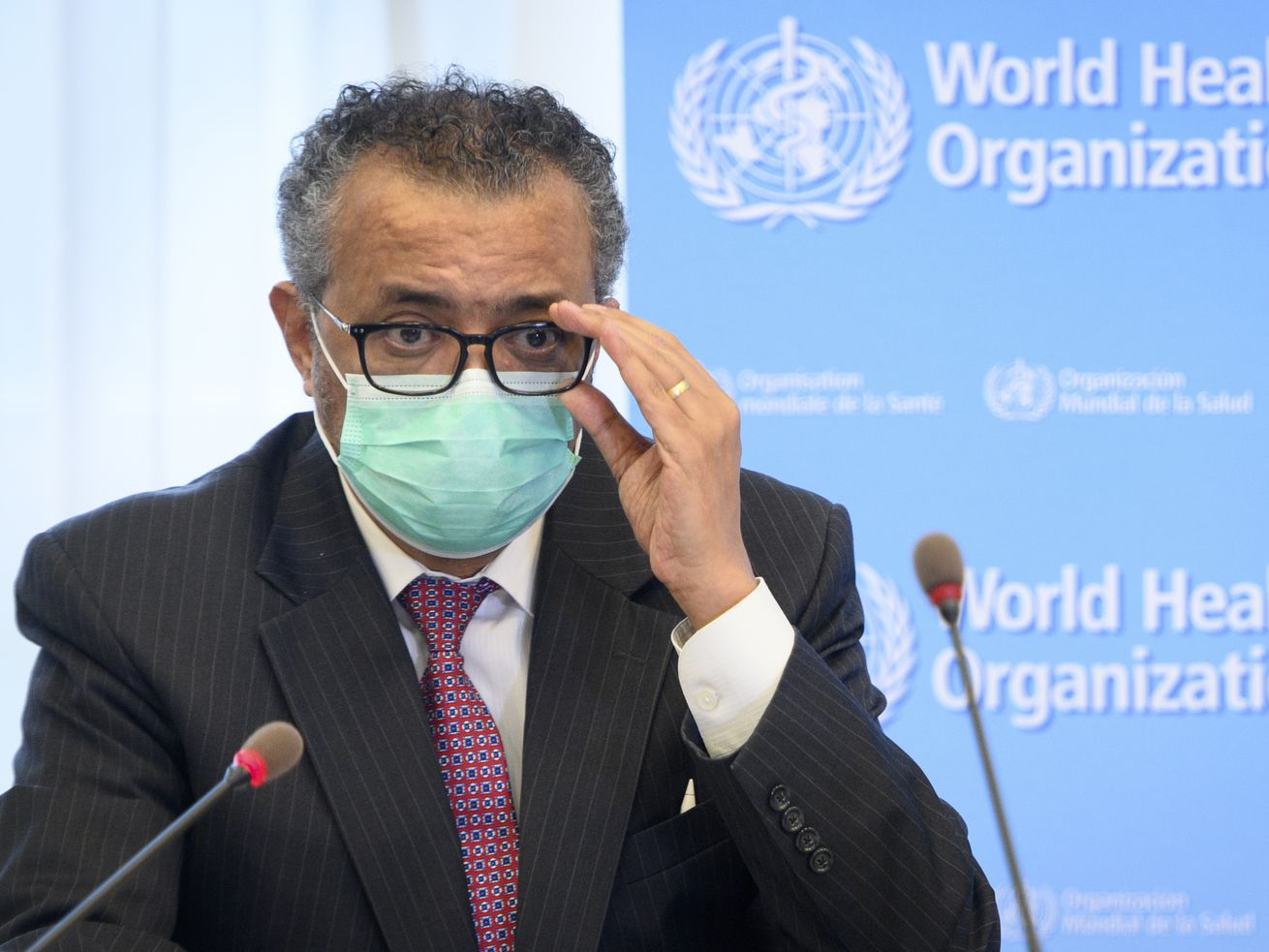 """""""The mark of success is making sure that any cases are identified, isolated, traced and cared for as quickly as possible and onward transmission is interrupted,"""" WHO director general Tedros Adhanom Ghebreyesus said."""
