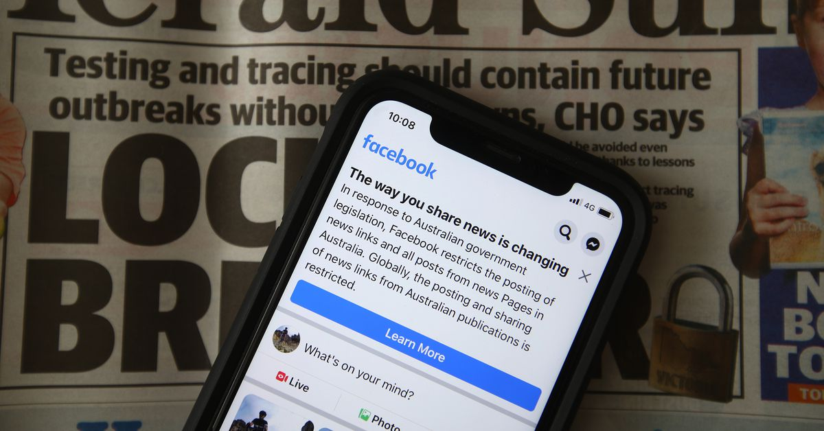 Why Facebook reversed its news ban in Australia
