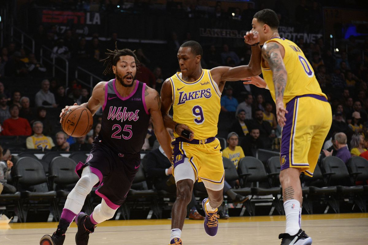 Lakers Vs. Timberwolves Final Score: L.A. Loses To