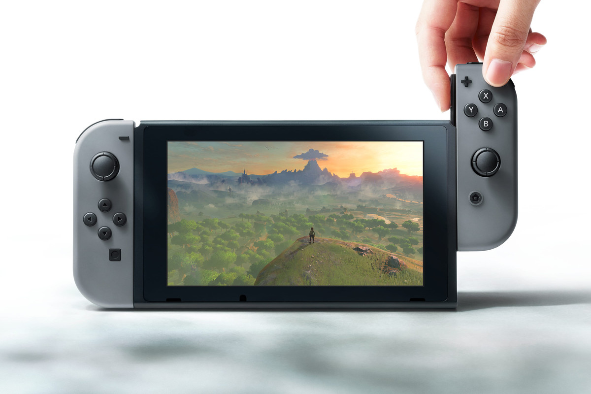 The Nintendo Switch Is Missing A Golden Tablet Opportunity The Verge