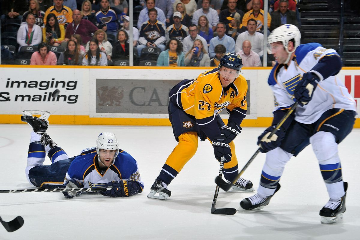 72c33e95198 OTF Game Day: Nashville Predators @ St. Louis Blues Preview - Starting on  the Right Note