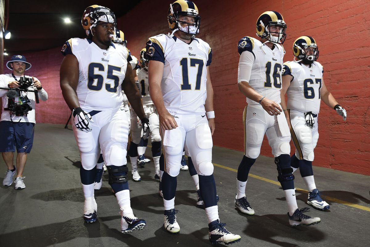 2016 Los Angeles Rams 53 Man Roster Cuts Live Tracker Updated Turf Show Times