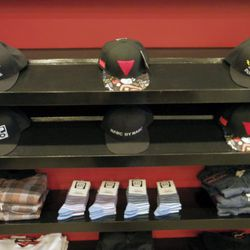 """Accessories by up-and-coming label <a href=""""http://www.611lifestyle.com/"""">611</a> and Bass by <a href=""""http://iamronbass.com/"""">Ron Bass</a>."""