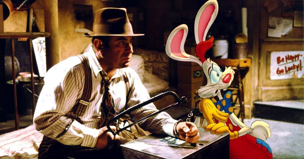 Richard Williams dies at 86. Watch his work from Roger Rabbit to The Pink Panther