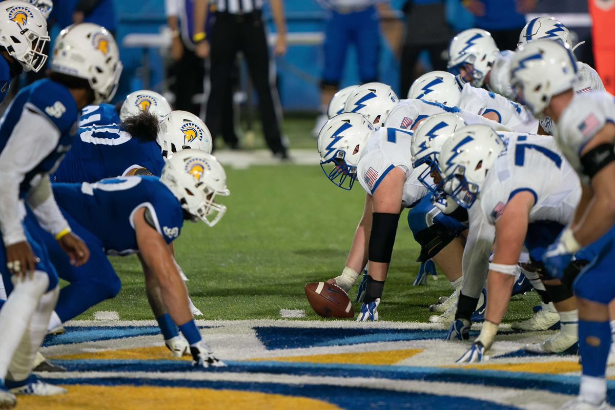 NCAA Football: Air Force at San Jose State