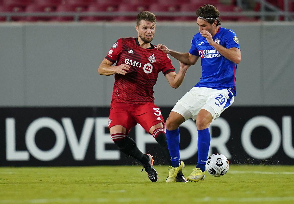MLS: Concacaf Champions League-Cruz Azul at Toronto FC