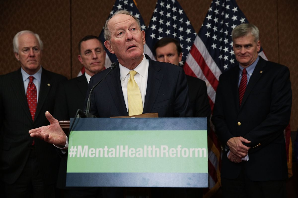 Bipartisan Group Of Senators Call For Passage Of Mental Health Reforms