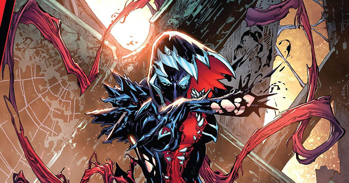Spider-Gwen just got her own Carnage, and it's Mary Jane