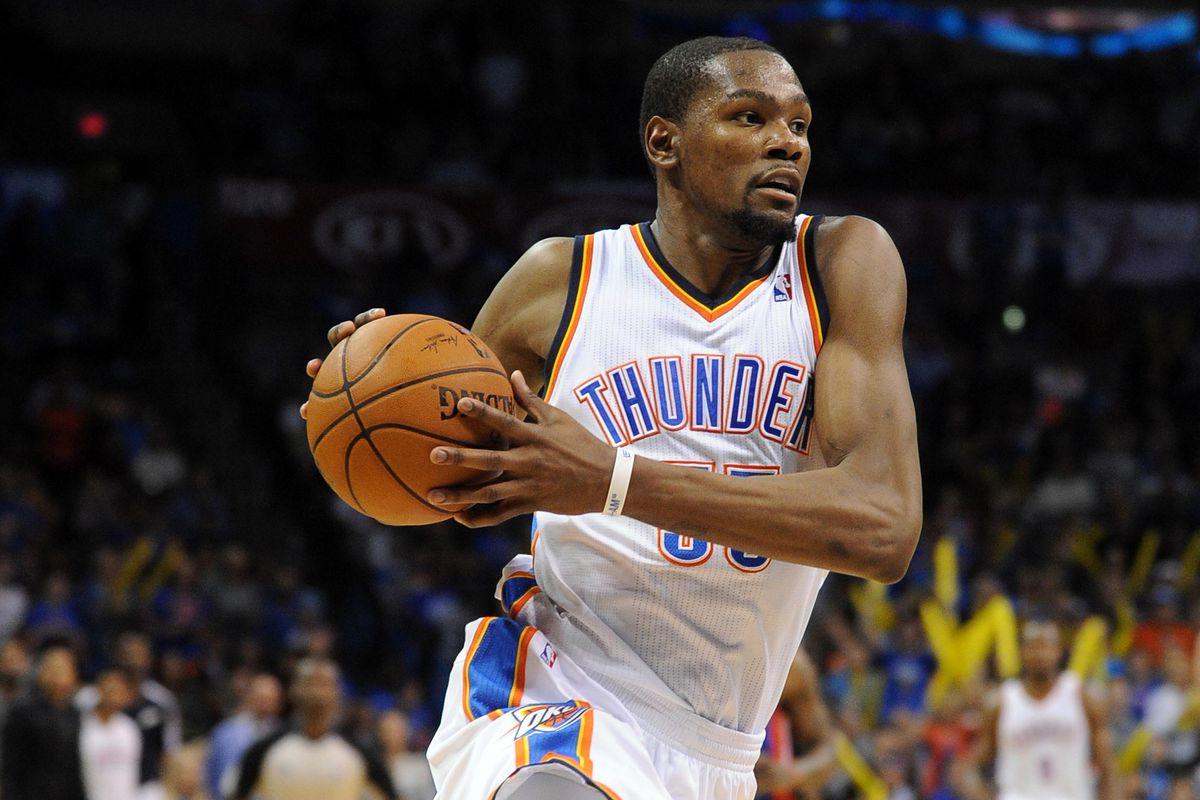 937384ec27af Kevin Durant named 2014 NBA MVP - SBNation.com