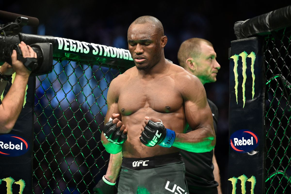 Kamaru Usman vs. Colby Covington official for UFC 245 this December